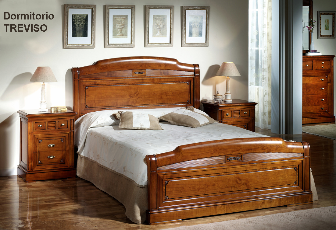 Muebles fomento colecci n dormitorios treviso - Fotos de dormitorios de matrimonio clasicos ...